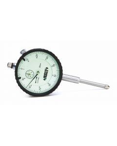Reloj comparador centesimal estándar. Con orejeta trasera