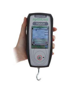 Dinamómetro digital con pantalla táctil