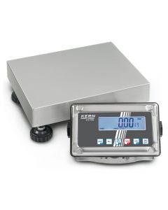 Balanza de plataforma con IP 65