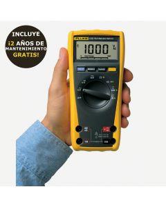 Multímetro digital Fluke 175. Multímetro de valor eficaz verdadero