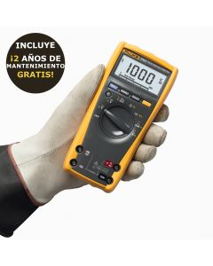 Multímetro digital FLUKE 179. Multímetro de valor eficaz verdadero