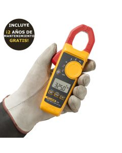 Pinza amperimétrica FLUKE 325 de verdadero valor eficaz