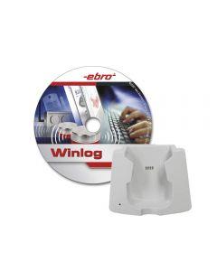 Accesorio interface para EBI 20. Incluye también CD con software Winlog Basic.
