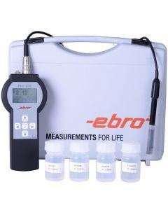 Set pHmetro digital para uso general