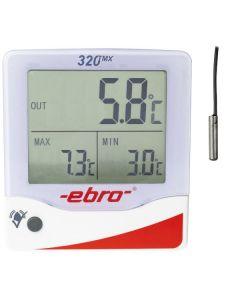 Termómetros de máximas y mínimas para nevera y congelador