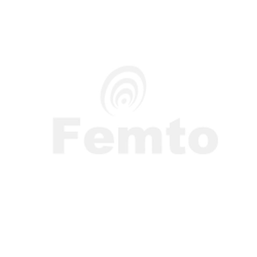 Gancho mosquetón (Acero inoxidable) con cierre de seguridad. Apertura aproximada 15 mm