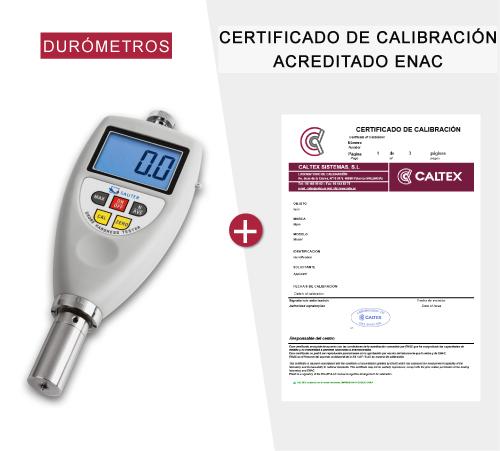 durometros calibrados