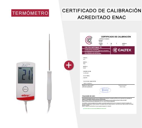 termometro calibrado